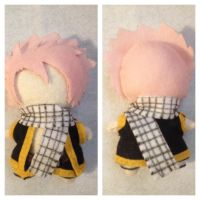 Natsu from Fairy Tail | For Sale by LeslysPlushes