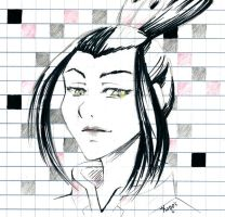 TLA 30D - Day 6 - Azula by Kurozora-Konoi