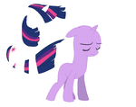 Colors of the Wind~Twilight Sparkle Base - #5 by MyLilAdoptables