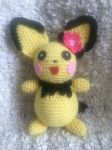 Female Pichu by Phee-e