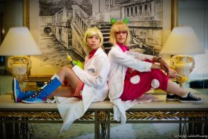 Trapeze Cosplay: Seeing Double by Kotodama