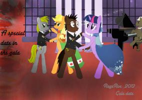 Special Gala Date by RageRex
