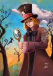 The Madhatter Vs Antman by Aulysh