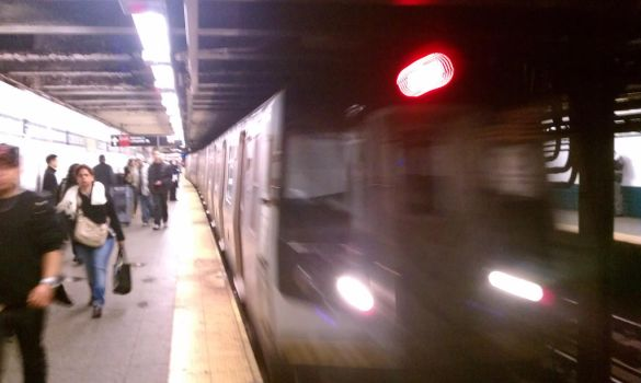 My Train Photo's Across New York City by NYCAnimeTrainBoy5694