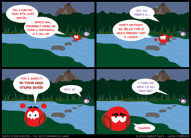 SC223 - Most Dangerous Game 23 by simpleCOMICS
