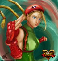 Cammy by banerock