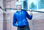 Rise of the Guardians Cosplay: Jack Frost by Kuekle