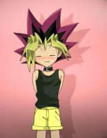 Yugi...In Shorts by KingLegato