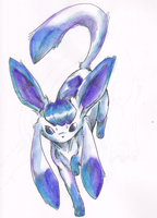 glaceon by Ashuras2000