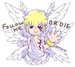 Follow me or die by hajimikimo