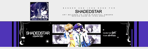 Request for ShadedStar| SHIKI BANNER AND ICON by Hina-Desu