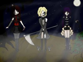 Halloween (Junky Orchestra) :P by MARIANoiz