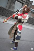 Wukong - League of Legends by darkbubba