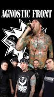 Agnostic Front by Libelinha77