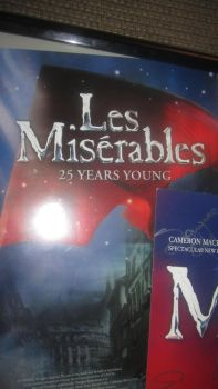 Les Miserables Theatrical Book by AIperfecta