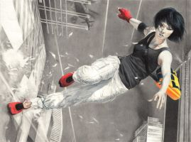 Faith: Mirror's Edge by hedspace77
