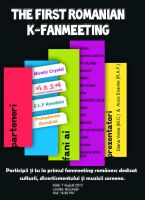 Fanmeeting 1st poster by GaaraGeyGey