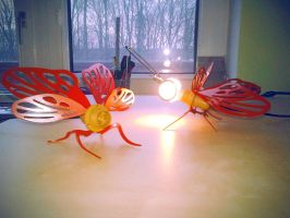 Fly Lamp by tomtom1985