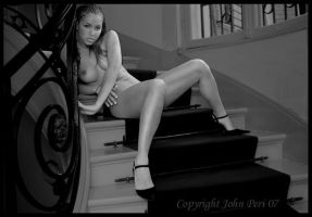 Staircase by JohnPeri