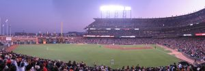 AT and T Park Panorama 2 by kkworker