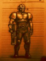 Doomguy_3 by PitBOTTOM