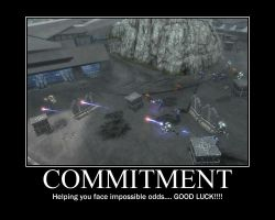 Halo Reach: Commitment by XPvtCabooseX