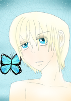 .:: Butterfly ::. by hannamaia
