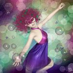 Bubbles and Butterflies by RavenMoonDesigns