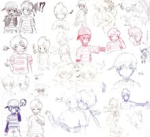 Ness Lucas collage by 0-w-VaLe-Chan-w-0