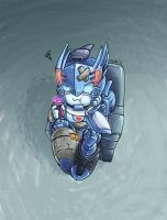 RiD: Blurr by MZ15