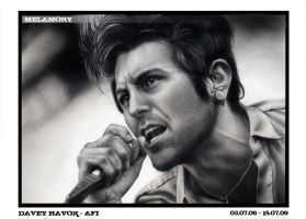 Davey Havok 7 by FairyARTos