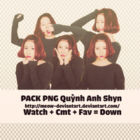 PACK PNG #4 by Meow by Meow-Deviantart