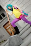 See you at the show Scott Pilgrim. by SugarBunnyCosplay
