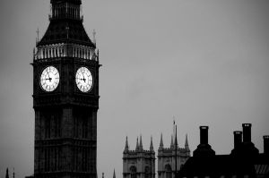 Big Ben by CarlosBecerra