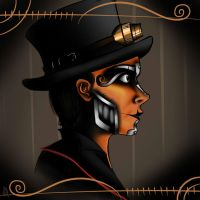 Steam Powered Giraffe by acaciaabarat