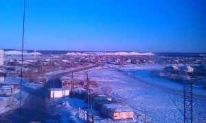 Outskirts of Yakutsk by Teammate92