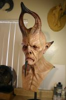 Lucifer Mask view by Caseylovedesigns