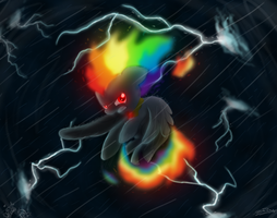 In the Heart of the Storm :contest: by SonicSketch