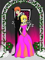 Stacy and Owen Charity Ball by Twilightzonegirl13