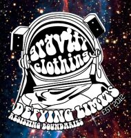 Gravity Clothing - Logo by AmenAvifail