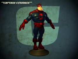 Captain Courage by Emme73