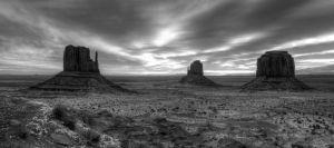 monument valley HDR by InV4d3r