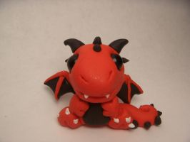 Red Dragon by XDtheBEASTXD