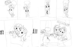 Awkward MLF LOL by Dulcechica19