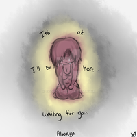 .::I'll Always Wait For You::. by Scoric