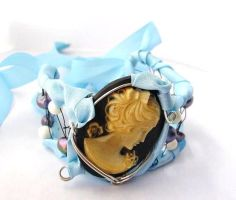 Eleanor Cuff by sojourncuriosities