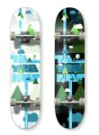 Skateboards The Three Pines by PoshOne