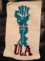 ULA logo (knitted) by PartyJazzhands