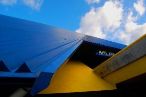 CSULB Pyramid by stevecliff