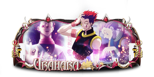 Sign - Hisoka by Leiwes